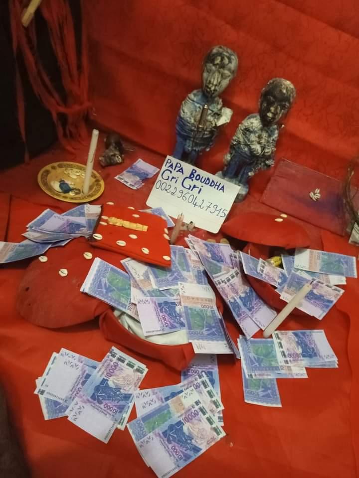 Comment avoir le vrai portefeuille magique; portefeuille magique